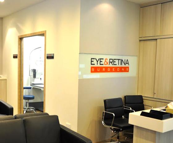 Eye & Retina Surgeons Clinic