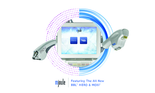 Sciton's mJoule™ is here!